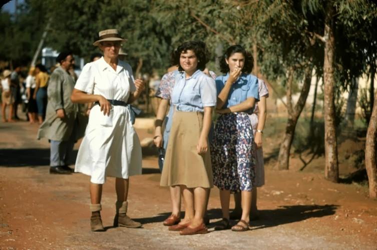 Cuoc song binh yen o Israel hoi nhung nam 1950-Hinh-2