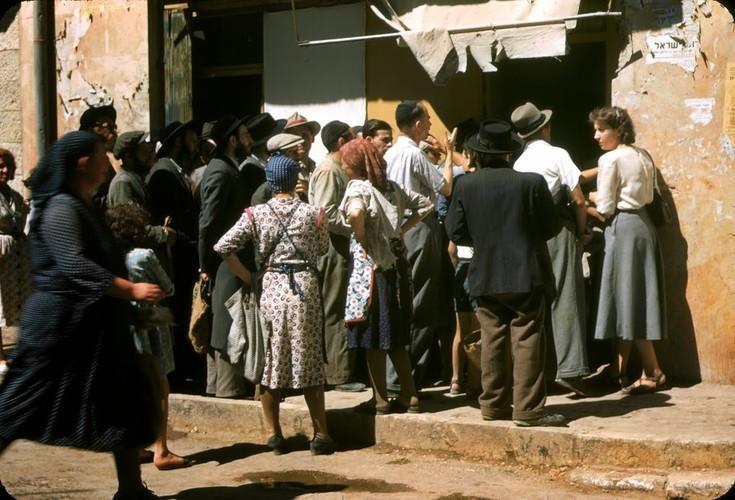 Cuoc song binh yen o Israel hoi nhung nam 1950-Hinh-3