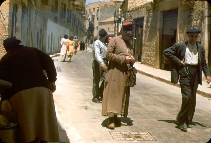 Cuoc song binh yen o Israel hoi nhung nam 1950-Hinh-7