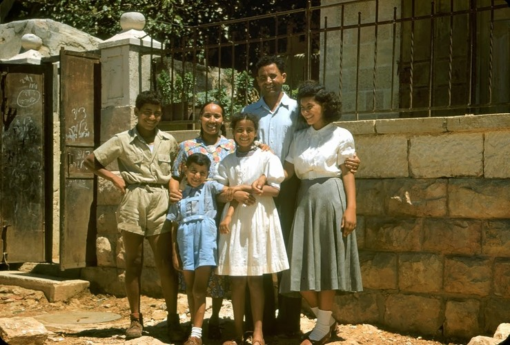 Cuoc song binh yen o Israel hoi nhung nam 1950-Hinh-9
