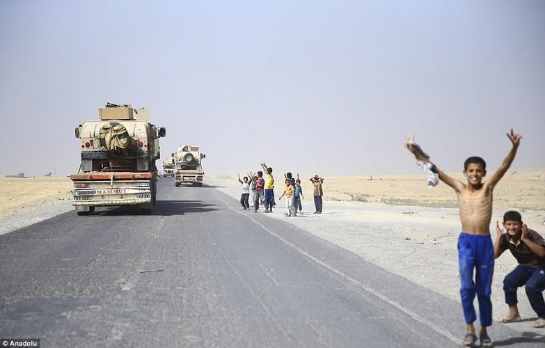 Anh quan doi Iraq chuan bi danh phien quan IS o Mosul-Hinh-4