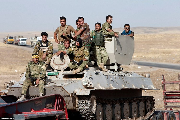 Anh quan doi Iraq chuan bi danh phien quan IS o Mosul-Hinh-5