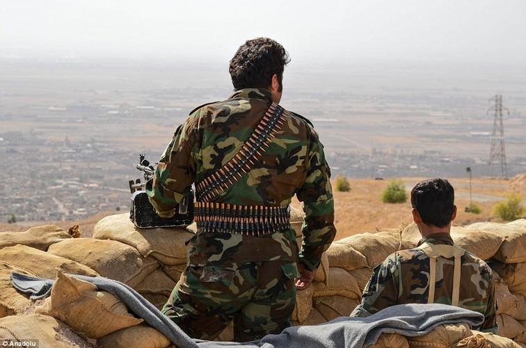 Anh quan doi Iraq chuan bi danh phien quan IS o Mosul-Hinh-6