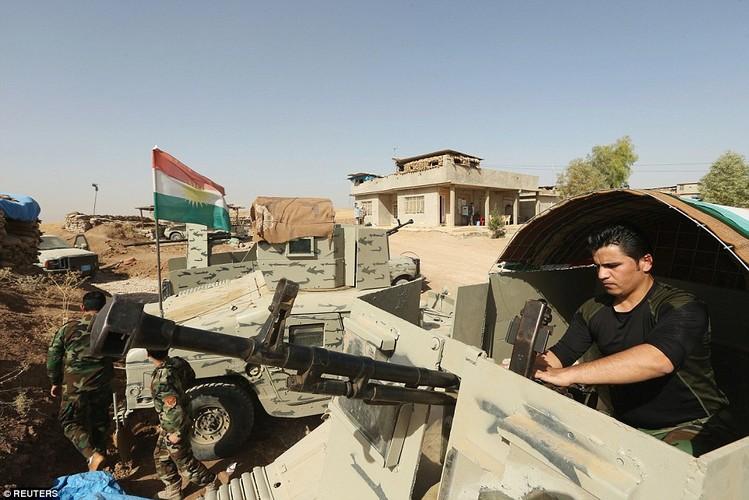Anh quan doi Iraq chuan bi danh phien quan IS o Mosul-Hinh-7