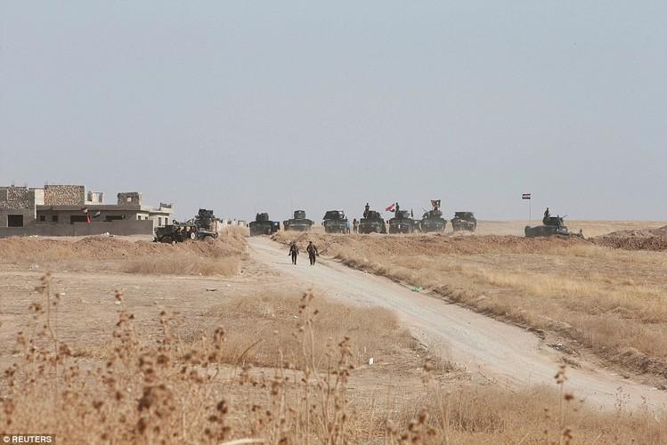 Anh quan doi Iraq chuan bi danh phien quan IS o Mosul-Hinh-8