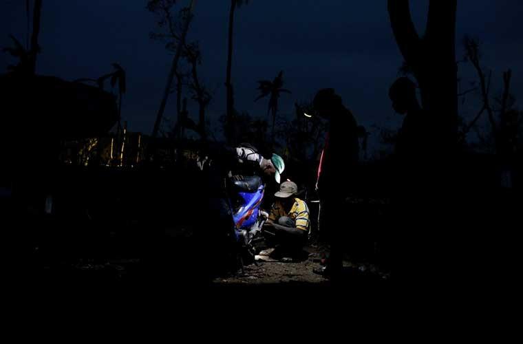 Khung hoang nhan dao o Haiti sau sieu bao Matthew-Hinh-14