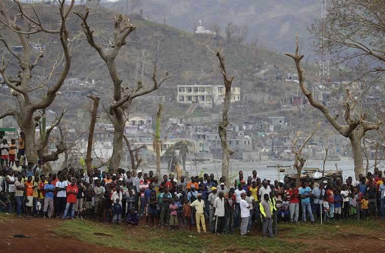 Khung hoang nhan dao o Haiti sau sieu bao Matthew-Hinh-8
