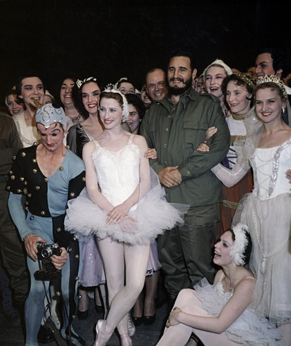 Loat anh hiem ve lanh tu Cuba Fidel Castro-Hinh-14