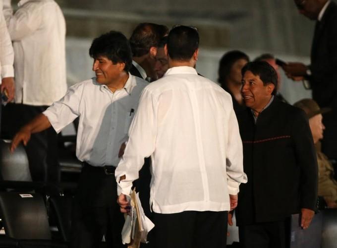 Lanh dao the gioi du le tuong niem lanh tu Fidel Castro-Hinh-11
