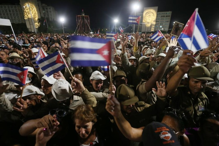 Lanh dao the gioi du le tuong niem lanh tu Fidel Castro-Hinh-5