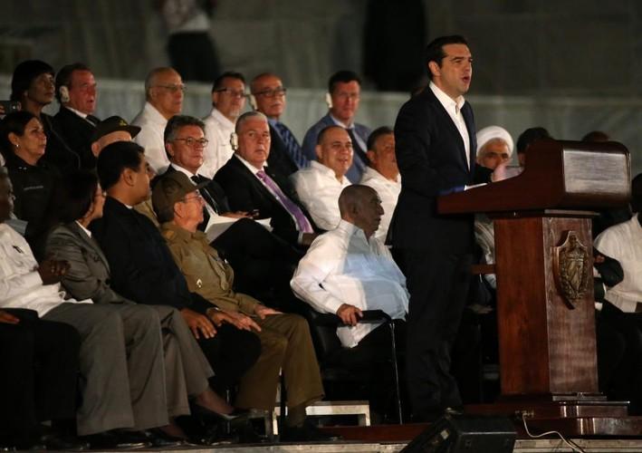 Lanh dao the gioi du le tuong niem lanh tu Fidel Castro-Hinh-7
