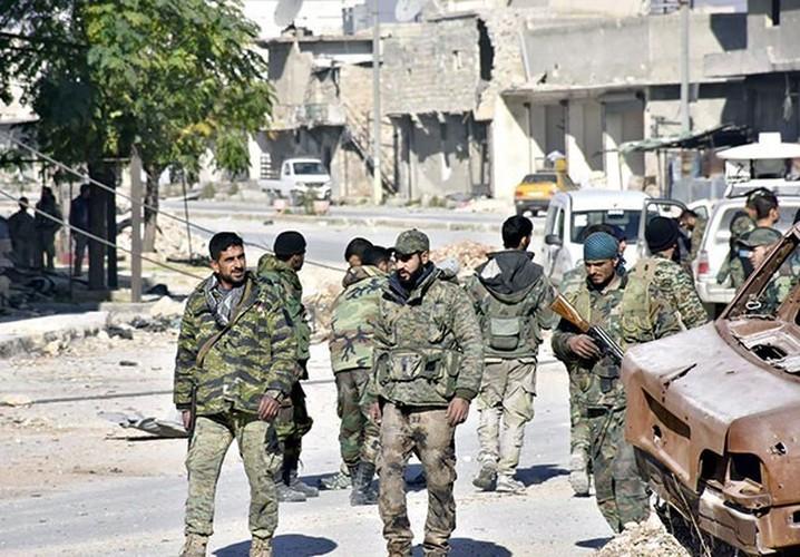 Anh: Quan doi Syria thang nhu che tre o Dong Aleppo-Hinh-2