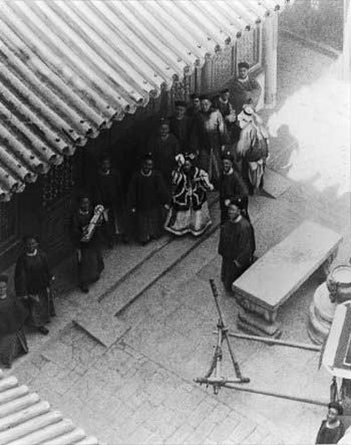 Loat anh moi ve dat nuoc Trung Quoc dau thap nien 1900-Hinh-4