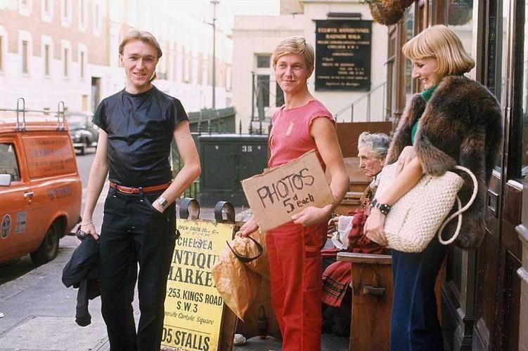Hinh anh ve Thu do London nhung nam 1970-Hinh-10