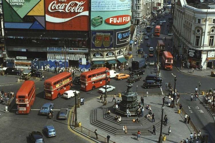 Hinh anh ve Thu do London nhung nam 1970-Hinh-2