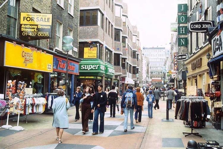 Hinh anh ve Thu do London nhung nam 1970-Hinh-8