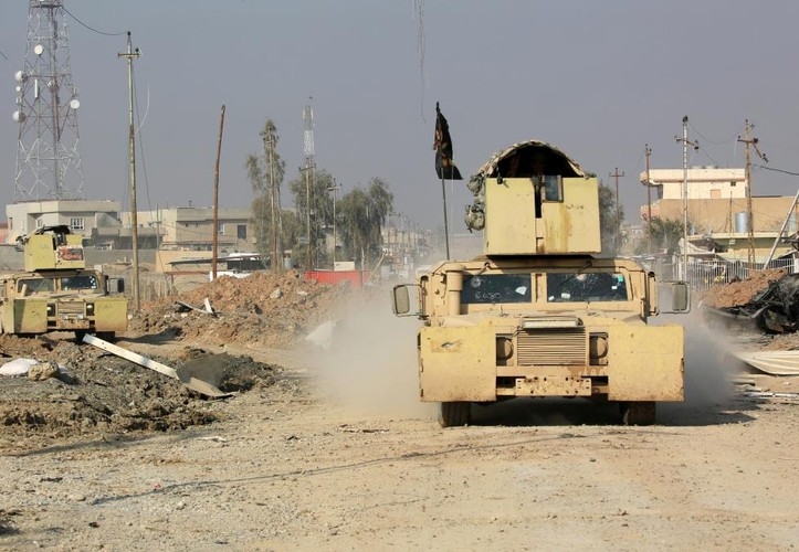 Chien truong Mosul qua loat anh moi cua Reuters-Hinh-6