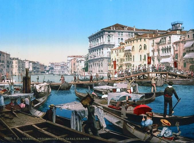 11 anh hiem ve thanh pho Venice thap nien 1890-Hinh-11