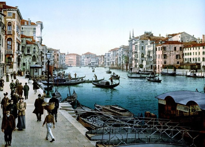 11 anh hiem ve thanh pho Venice thap nien 1890-Hinh-2