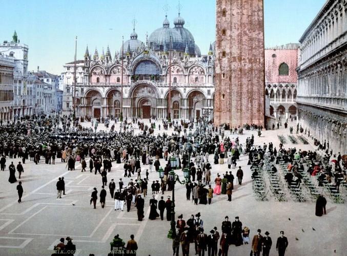 11 anh hiem ve thanh pho Venice thap nien 1890-Hinh-4