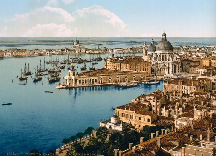 11 anh hiem ve thanh pho Venice thap nien 1890-Hinh-5