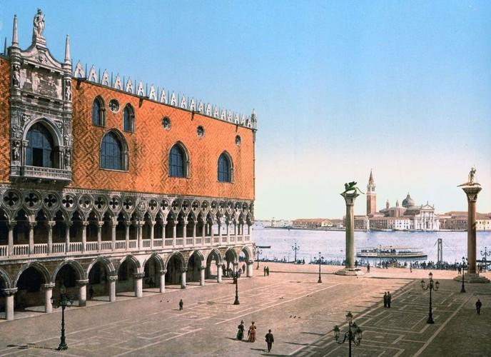 11 anh hiem ve thanh pho Venice thap nien 1890-Hinh-6