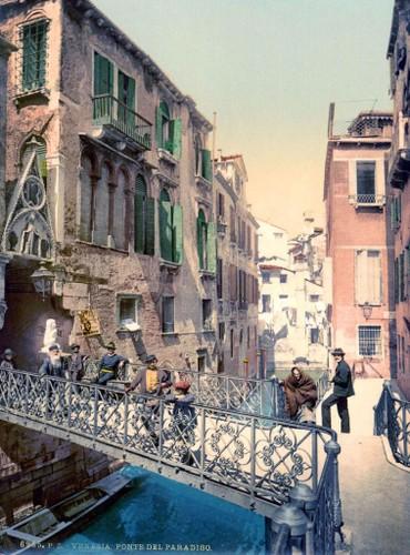 11 anh hiem ve thanh pho Venice thap nien 1890-Hinh-7