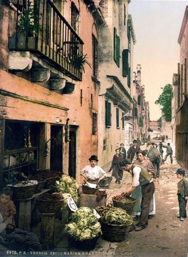 11 anh hiem ve thanh pho Venice thap nien 1890-Hinh-8