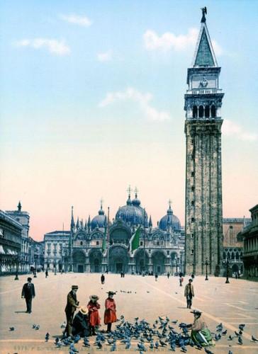 11 anh hiem ve thanh pho Venice thap nien 1890-Hinh-9
