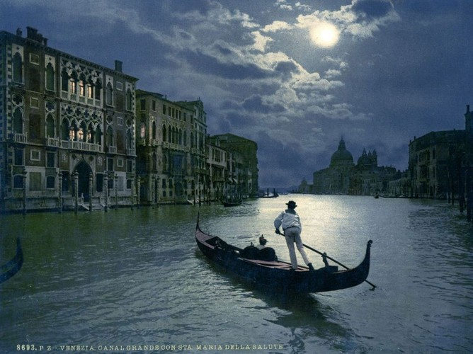 11 anh hiem ve thanh pho Venice thap nien 1890