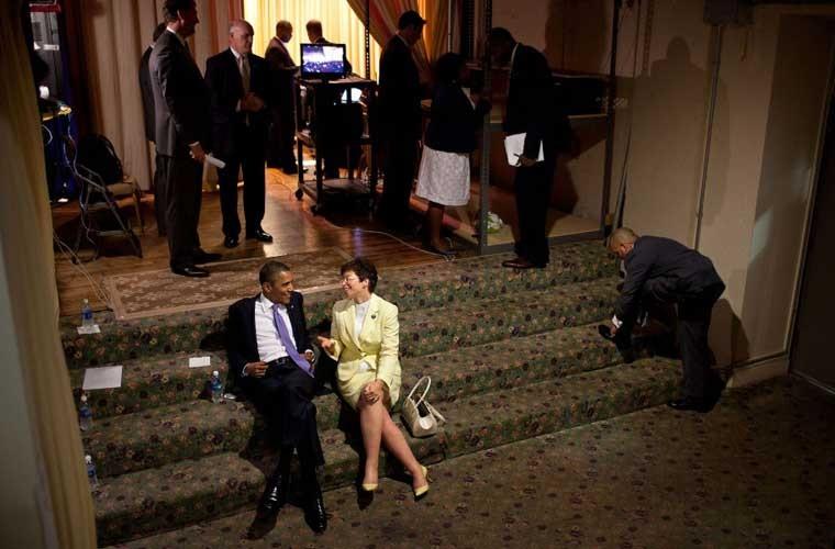 15 anh an tuong ve Tong thong Obama trong 8 nam tai nhiem-Hinh-8