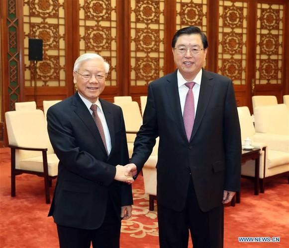 Anh: Tong Bi thu Nguyen Phu Trong tham Trung Quoc tren Tan Hoa Xa-Hinh-4