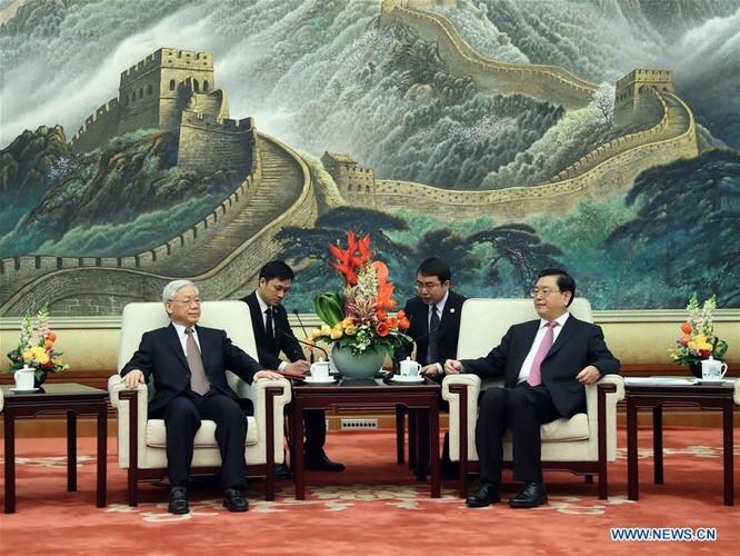 Anh: Tong Bi thu Nguyen Phu Trong tham Trung Quoc tren Tan Hoa Xa-Hinh-5