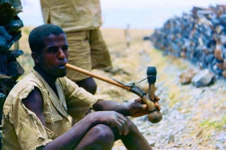 12 buc anh ve Ethiopia hoi cuoi nhung nam 1940