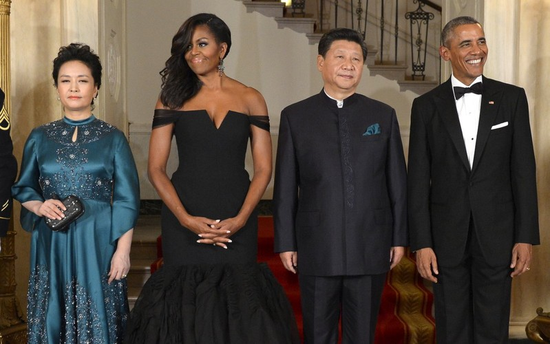 Ngam De nhat phu nhan Michelle Obama trong nhung mot thoi thuong-Hinh-10