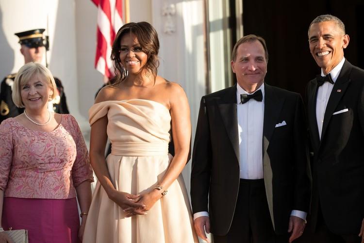Ngam De nhat phu nhan Michelle Obama trong nhung mot thoi thuong-Hinh-11