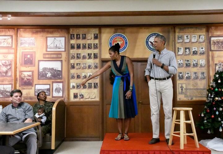 Ngam De nhat phu nhan Michelle Obama trong nhung mot thoi thuong-Hinh-13