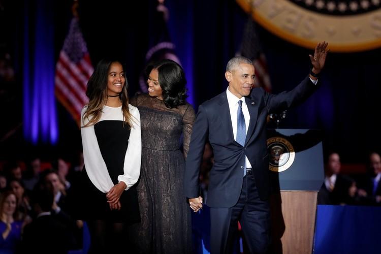 Ngam De nhat phu nhan Michelle Obama trong nhung mot thoi thuong-Hinh-15