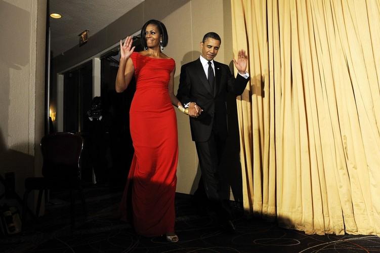 Ngam De nhat phu nhan Michelle Obama trong nhung mot thoi thuong-Hinh-2