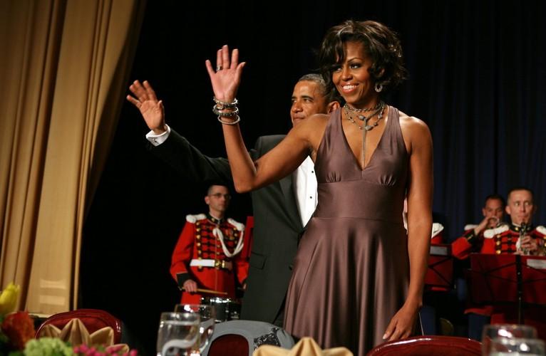 Ngam De nhat phu nhan Michelle Obama trong nhung mot thoi thuong-Hinh-3