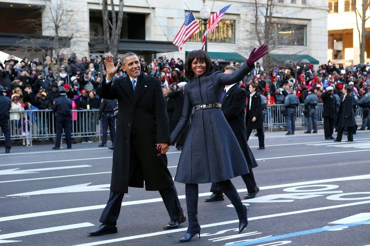 Ngam De nhat phu nhan Michelle Obama trong nhung mot thoi thuong-Hinh-6