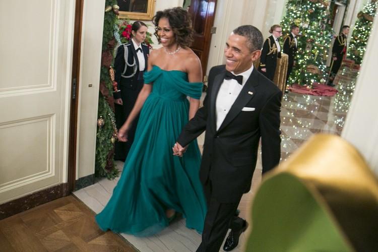 Ngam De nhat phu nhan Michelle Obama trong nhung mot thoi thuong-Hinh-7