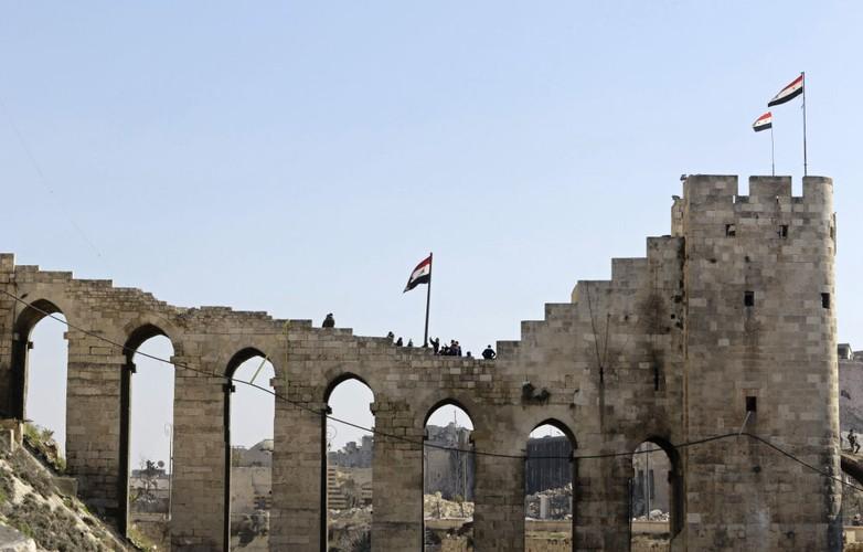 Thanh pho Aleppo binh yen trong do nat qua anh Sputnik-Hinh-11