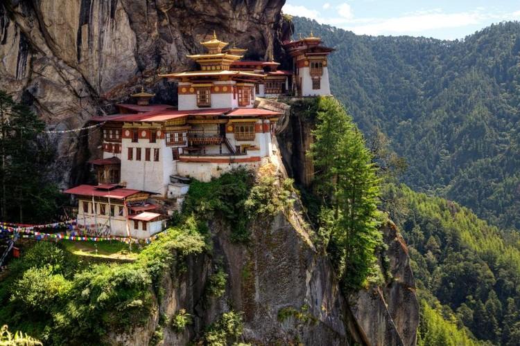 Dat nuoc Bhutan thap nien 1900 qua anh-Hinh-2