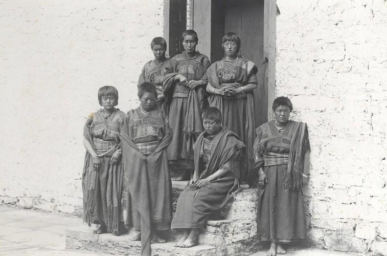 Dat nuoc Bhutan thap nien 1900 qua anh-Hinh-5