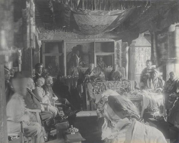 Dat nuoc Bhutan thap nien 1900 qua anh-Hinh-7