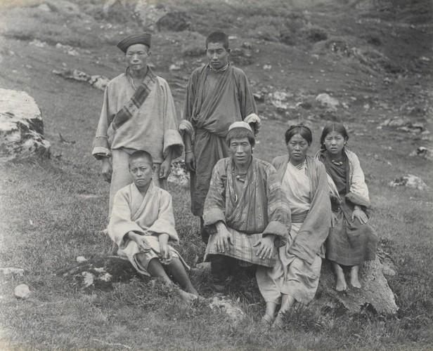 Dat nuoc Bhutan thap nien 1900 qua anh-Hinh-8