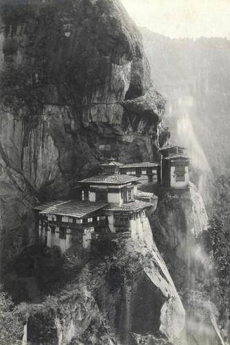 Dat nuoc Bhutan thap nien 1900 qua anh