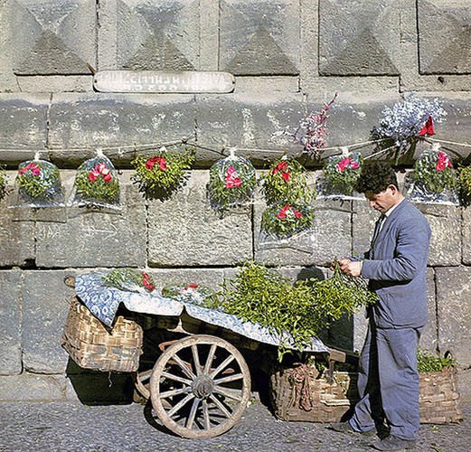 Chum anh thanh pho Napoli nhung nam 1950-Hinh-6