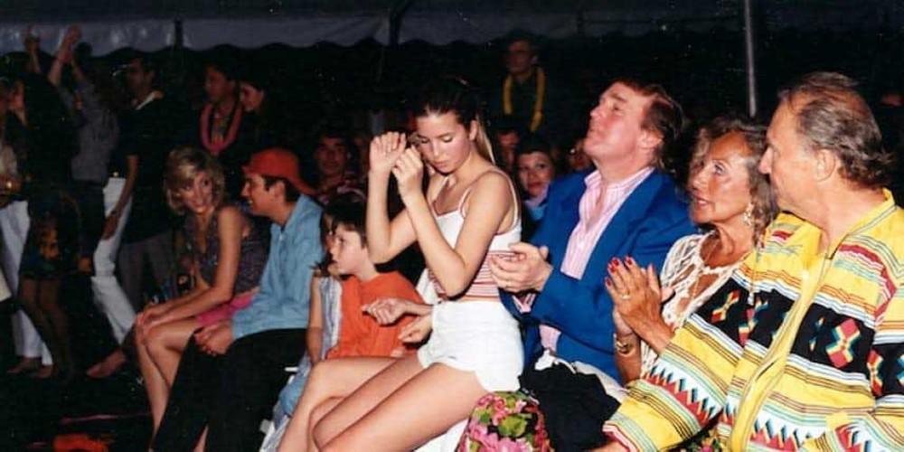 10 buc anh ve gia dinh Trump ma Nha Trang muon xoa